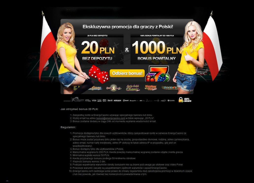 casino с бездепозитным бонусом за регистрацию